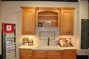 Silestone-Display-with-tile-inset